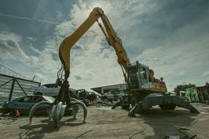 Confiez le démolissage de votre véhicule...