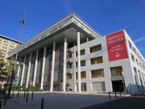 L'hôpital de la Timone à Marseille, partenaire d'Hospitals Consultants